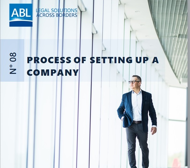 Process of Setting Up a Company